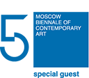 Special guest of 5th Moscow Biennale of contemporary art