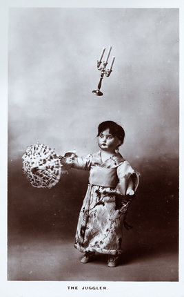 The juggler.