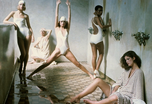 Deborah Turbeville.