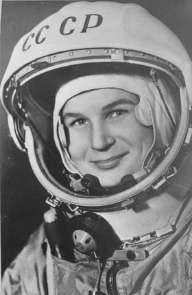 Vera Zhikharenko.