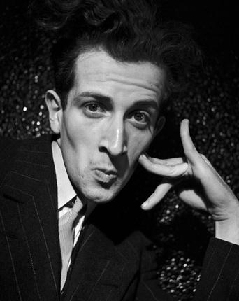Пьер Жаме. Пьер Арно де Шасси Пуле, 1947. © Collection Corinne Jamet