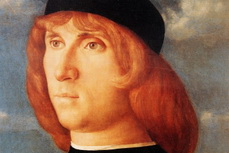 GIOVANNI BELLINI'S 'PORTRAIT OF A YOUNG MAN'