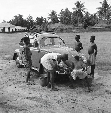 "Series ""Citizen of the World"": ""Beetle"" in Africa 