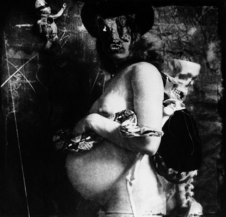 Joel Peter Witkin.