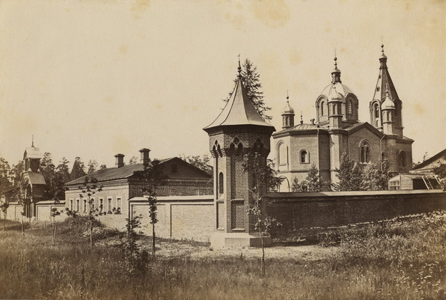 Skete of All Saints at Valaam.