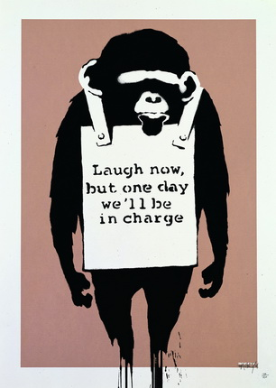 Banksy.