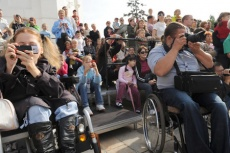 Kremlin tour for children with disabilities