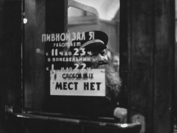Vsevolod Tarasevich «Leningrad», 1960-s. From the collection of the «Moscow House of photography»