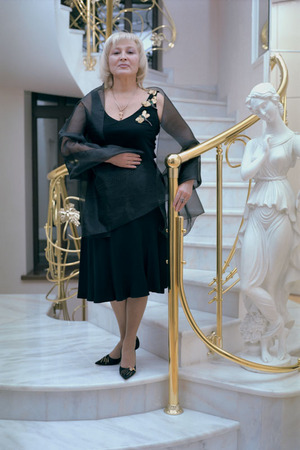 Victor Hmel, Elena Suhoveeva.