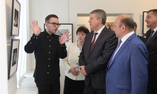 "Great opening of exhibion ""Moscow in Alexandr Rodchenko's photos"" within the confines of Days of Moscow in Russian regions"