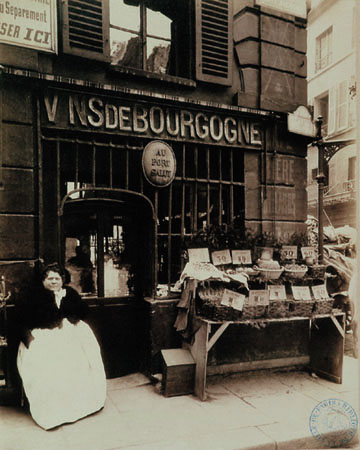 Eugene Atget.