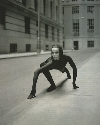 Wall Street Spider. 1994-1998.