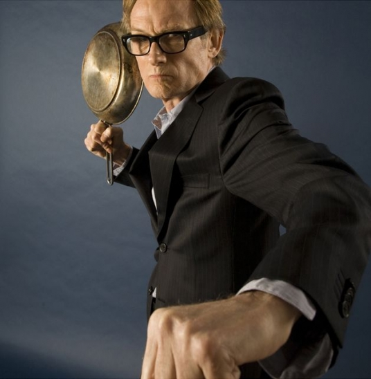 Bill Nighy (Hollywood Actor) © Cambridge Jones