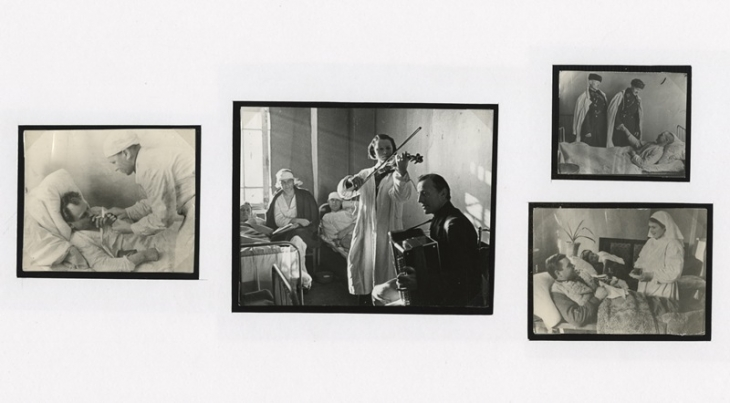 Yelizaveta Mikulina.