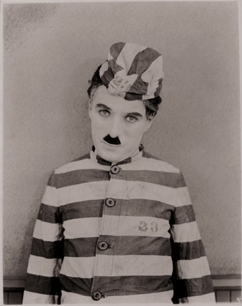 Charles Chaplin, The Pilgrim (1922).