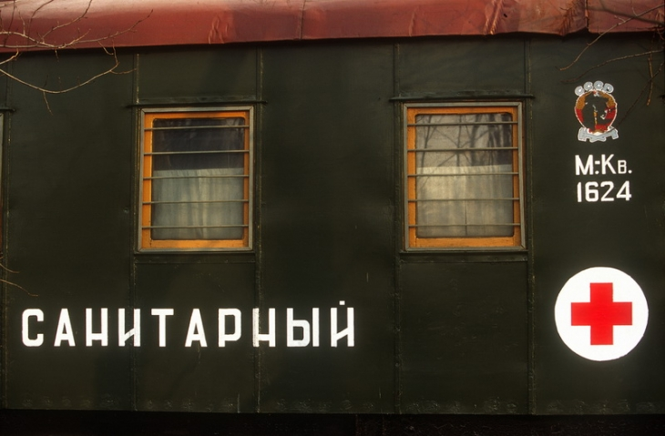 Sergey Burasovsky.