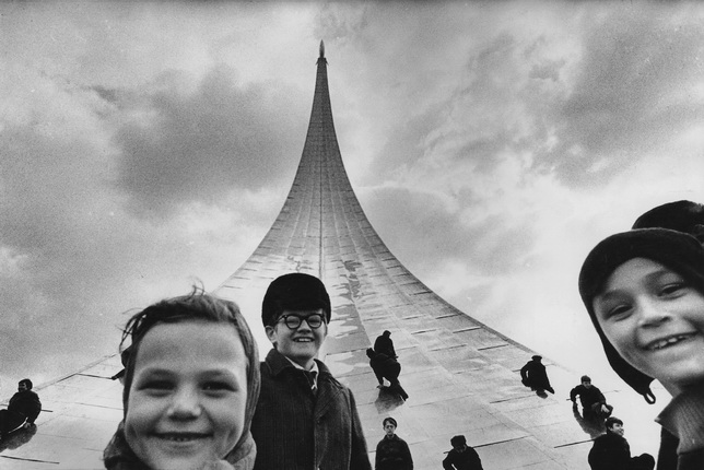 Nina Sviridova, Dmitry Vozdvizhensky.