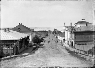 Regional Town of Galich (1900s – 1930s)  in Photographs by Mikhail Smodor