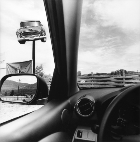 Lee Friedlander.