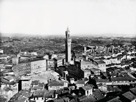 D. Anderson: View from the bell tower of the Cathedral.