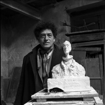 Alberto Giacometti.