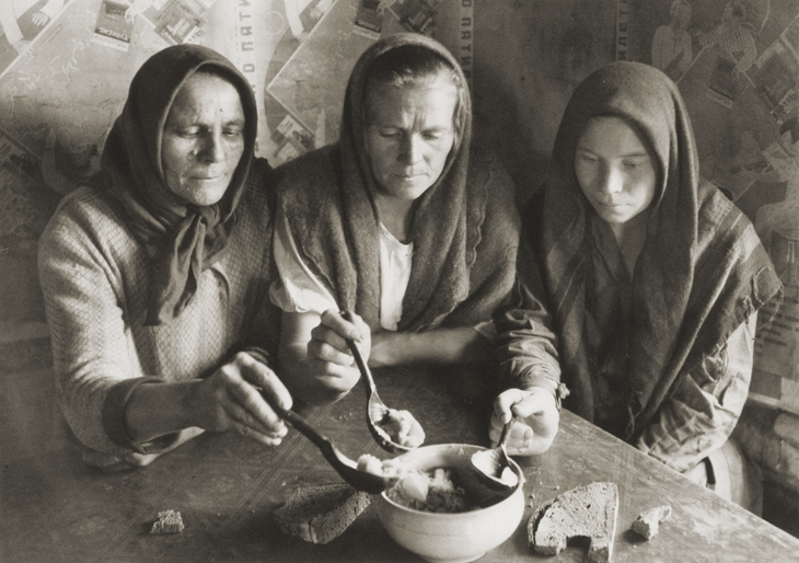 Margaret Bourke-White «Borsch», 1930. From the collection of the «Moscow House of photography»