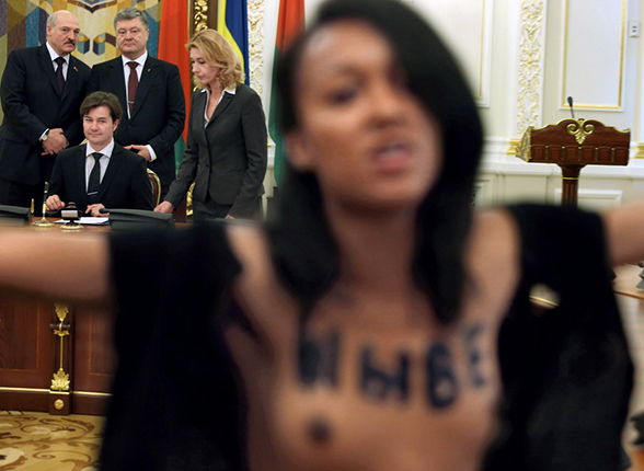 Ivan Kovalenko / Kommersant. Participant