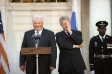 Boris Yeltsin and his time