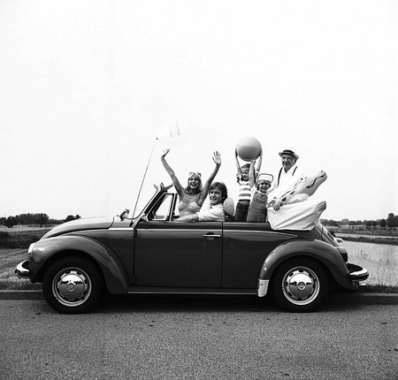 "Open air with ""Beetle"". 