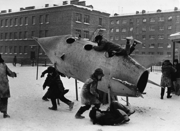 Vsevolod Tarasevich.