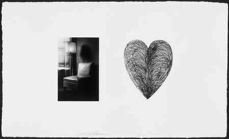 Lee Friedlander, Jim Dine.