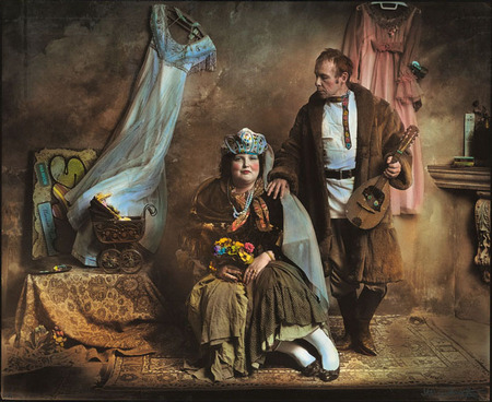 Jan Saudek.