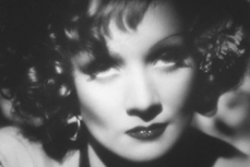 Hommage a Marlene Dietrich, collection Lucien Clergue