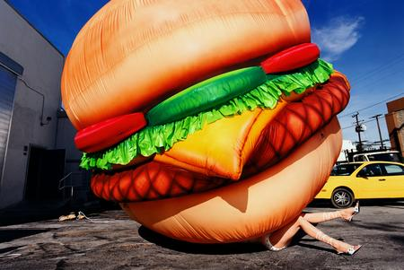 David LaChapelle.