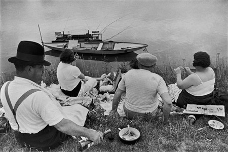 Henri Cartier-Bresson.