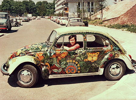 "Series ""Citizen of the World"": Jungle ""Beetle"". 