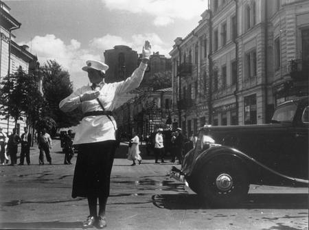 Из истории Московской милиции и полиции.