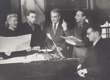 Viktor Dombrovsky.