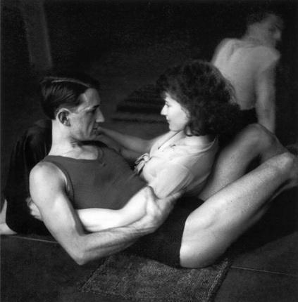 Пьер Жаме. Лиза и Фернан Фонсагрив. Балет Вейдт, Париж, 1934. © Collection Corinne Jamet