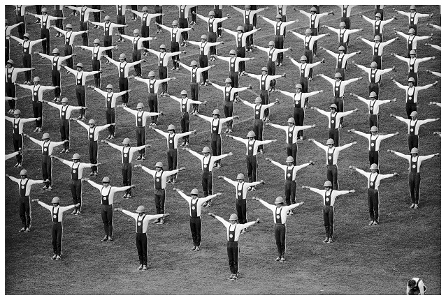 "Solemn opening of international competitions ""Friendship-84"" at the Central Lenin Stadium. Moscow