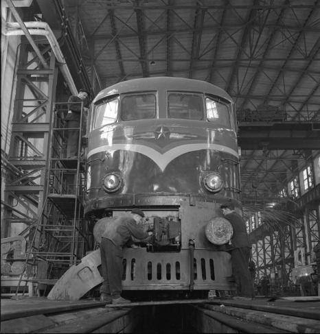 Georgiy Petrusov.