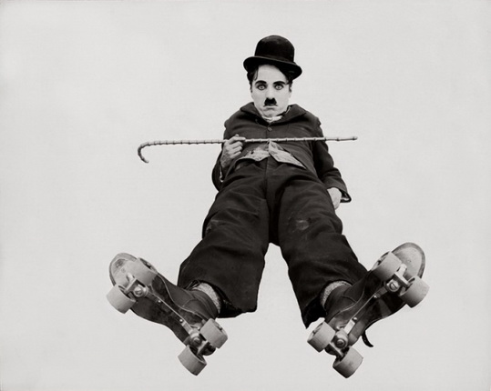 Charles Chaplin, The Rink (1916).