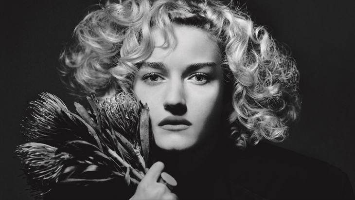 Julia Garner, shot by Albert Watson for the 2019 Pirelli calendar
