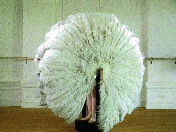 Rebecca Horn.