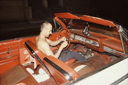 Nan Goldin.